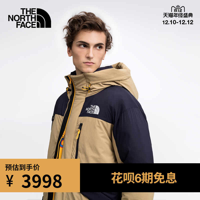 TheNorthFaceUE北面KK DOWN JACKET 男羽绒外套|4U64