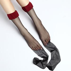 可撕情趣丝袜性感蕾丝吊带袜内衣黑丝连裤免脱学生长筒袜子女薄款