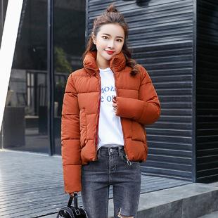 20冬装短款面包服韩版新款学生外套加厚大码小棉袄时尚棉衣女潮