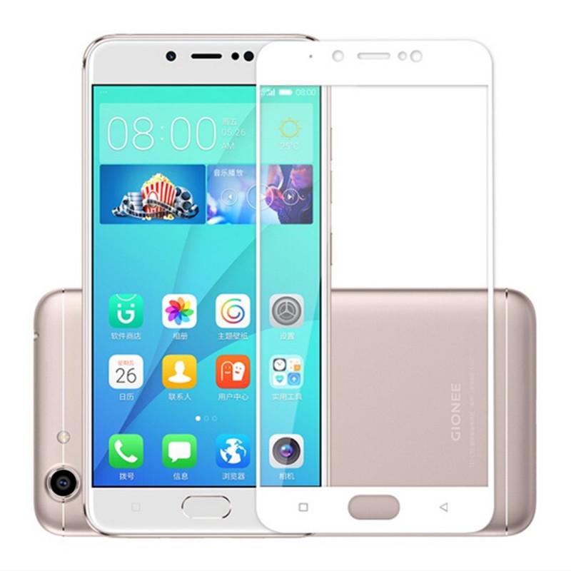 金立S10C钢化膜全屏覆盖玻璃保护贴膜S1O金立S10cl手机膜高清彩边
