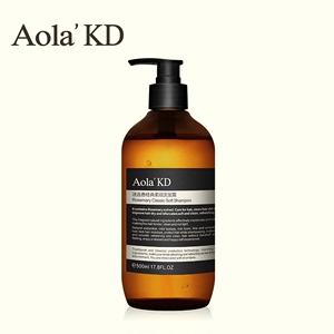 Aola'KD洗发水持久留香味控油清香洗头发膏露护发液去屑止痒女男