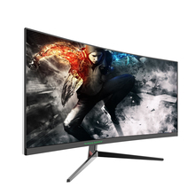 Titan Corps 29.5 inch 200 Hz surface quasi 2K wide screen 21:9 electric competition 144 Hz display with fish screen