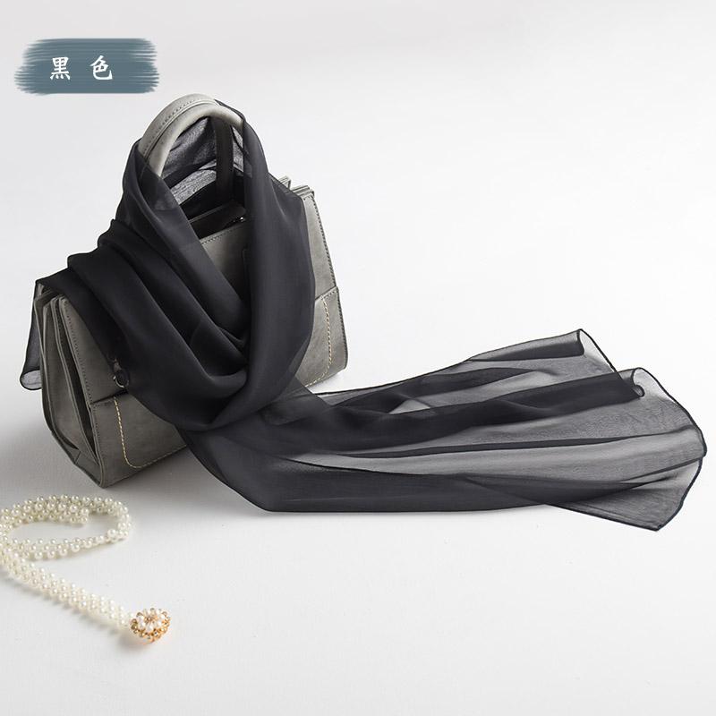 Женские шарфы из шифона Артикул 589764573534