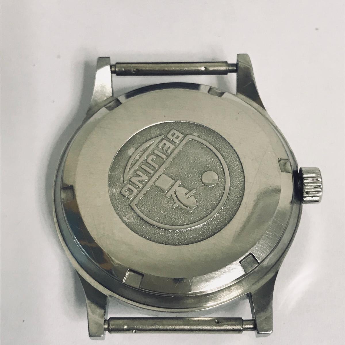 北京产燕山牌机械手表17钻怀旧复古董收藏库存正品男女士手动上弦
