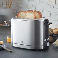 德国WMF烤面包机家用小型全自动早餐机多功能吐司机多士炉小烤箱
