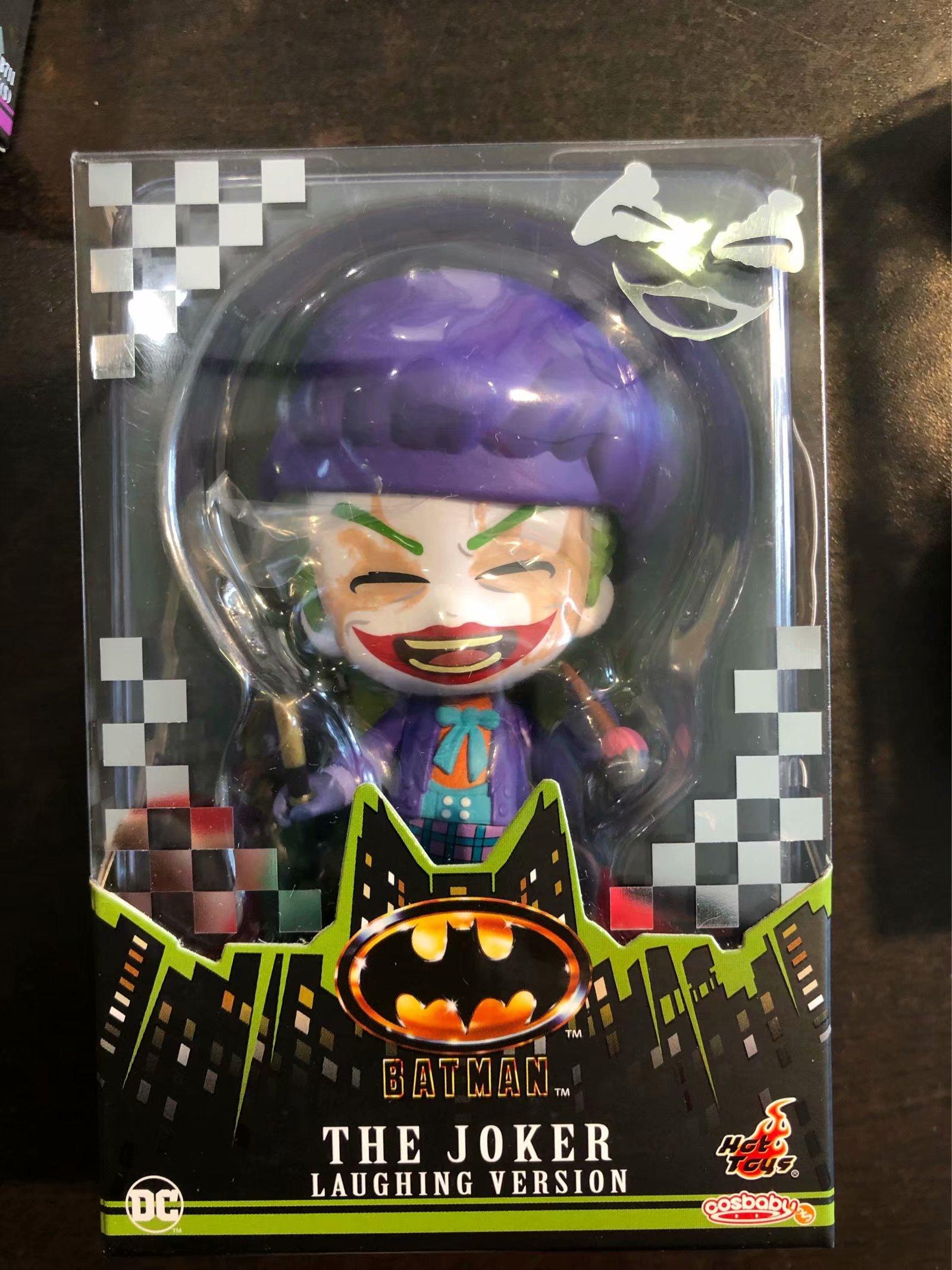 HT Cosbaby COSB712 DC蝙蝠侠 老小丑 Q版 手办雕像 全新现货