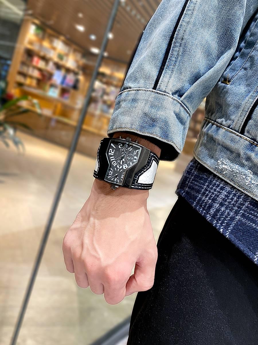 异形表米勒新款名牌手表男虫洞概念男表运动型表男士十大品牌潮流