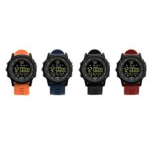 BT4.0 Outdoor Sports Smart Watch 50ATM Waterproof Wristwatch