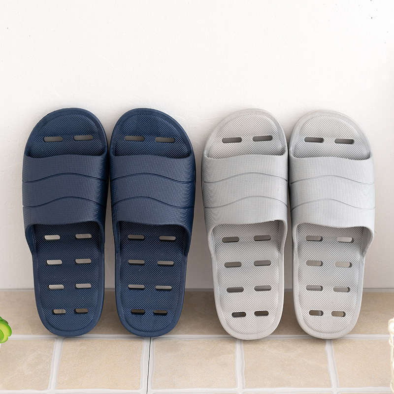 日式浴室凉拖鞋女洗澡拖男女夏天漏水卫生间酒店拖鞋批发家用防滑券后12.50元