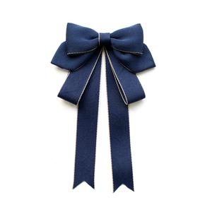 新款韩版领结领绳女领花学院风飘带免打jk领结蝴蝶结领带水手服