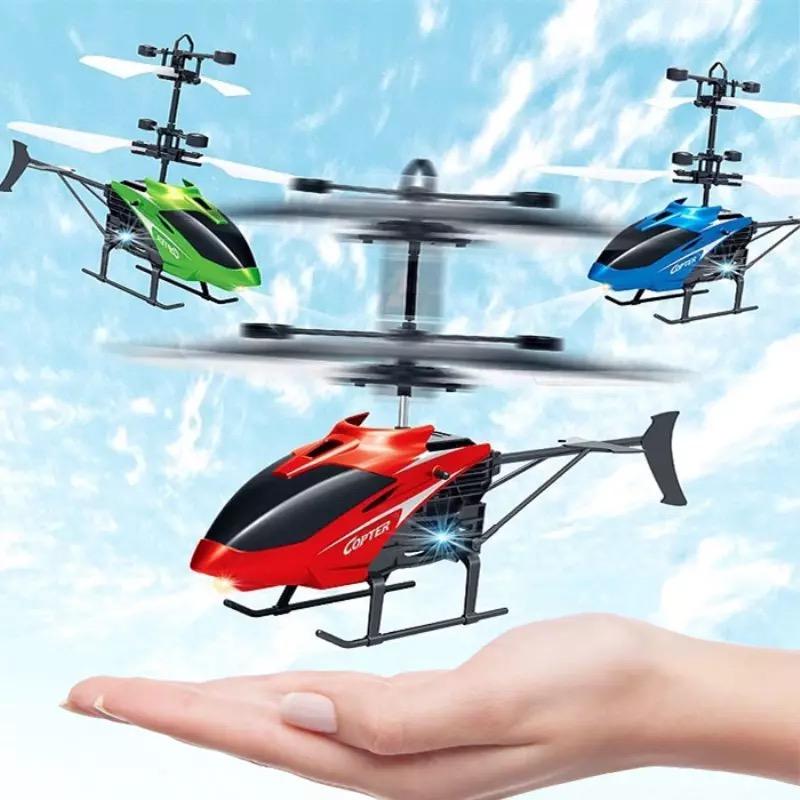 [童星玩具小世界电动,亚博备用网址飞机]飞机充电感应飞行器迷你亚博备用网址直升飞机悬月销量17件仅售15.8元