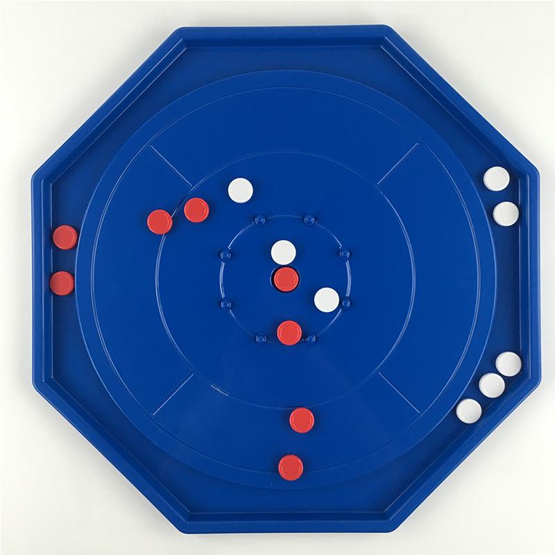 Канадская шахматная доска Crokinole Office для отдыха Настольные игры детские Настольные игрушки для настольных игр Настольные игры