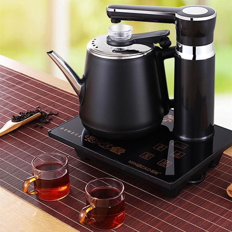 桶装水电动自动上水茶壶烧水饮水机