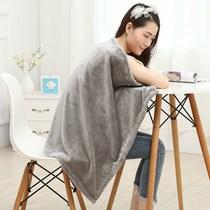 小毛毯被子珊秋季单人薄款空调盖毯加厚儿童婴儿沙发午睡毯子