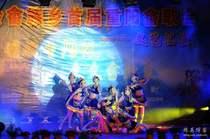 新新款儿童演出服广西壮族服装土家族苗族舞蹈彝族演出服畲族表演