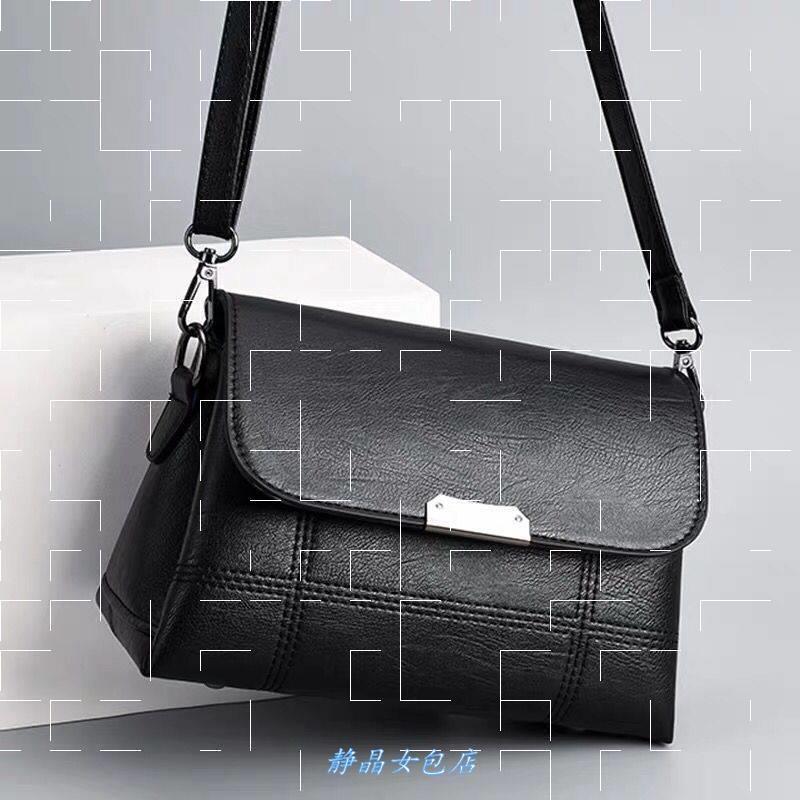 母亲节礼物中年女包妈妈包2019新款包包女士时尚单肩包斜挎包小包