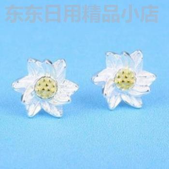 Round Earrings Ring Amethyst arc grey womens Drop Earrings oval new wine red temperament