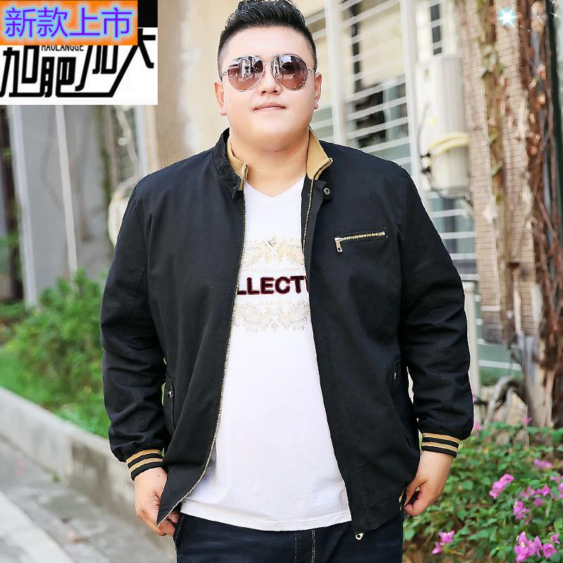 Special counter authentic extra large mens jacket extra large mens coat autumn fat mens coat popular men