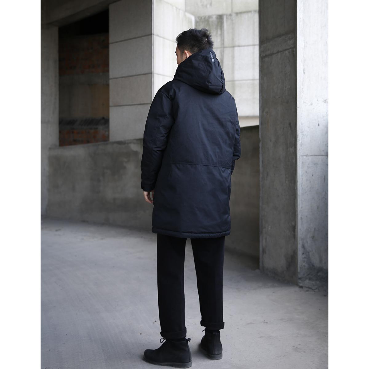 Мужские теплые куртки / Пуховики Артикул 608136488678