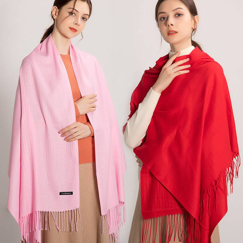 Scarf for women in autumn and winter