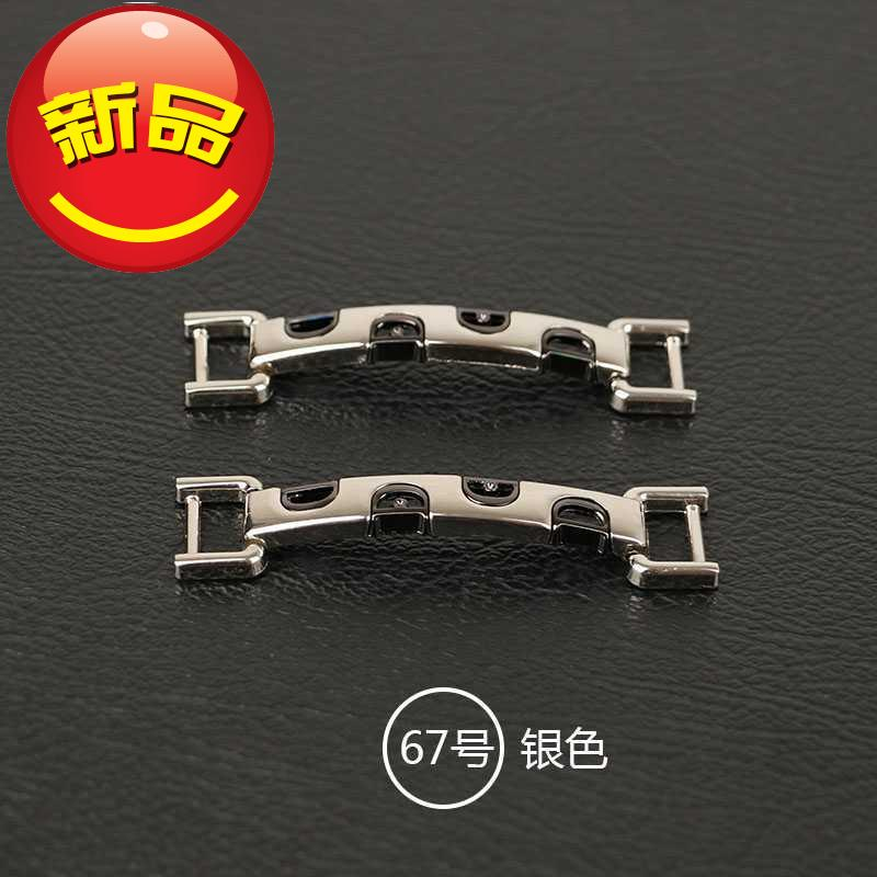 T decorative shoes on leather shoes buckle shoes shoes beans accessories hardware accessories men and women metal