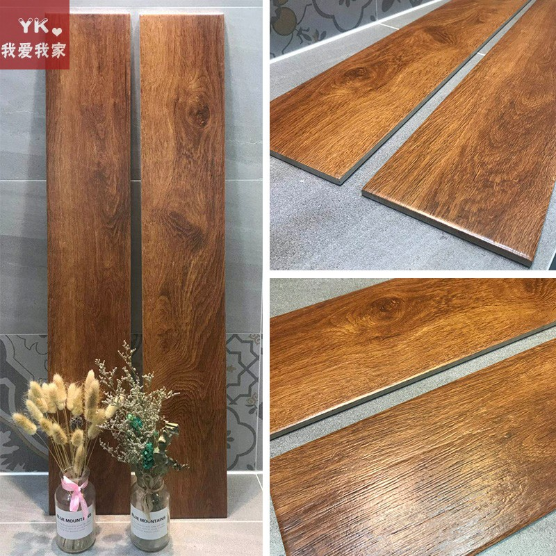 仿木质地板瓷砖全瓷木纹砖150×900客厅餐厅卧室阳台防滑耐磨地砖