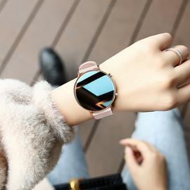 華為手機通用智能手表女運動手環心率血壓藍牙電話多功能電子手表圖片