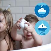 出口瑞士 Rain Cloud 会下雨的云朵 戏水洗澡玩具 男女宝启蒙早教
