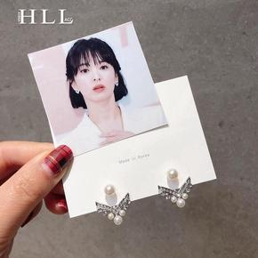dongdaemun ear jewelry korea dongdaemun purchase song, цена 474 руб