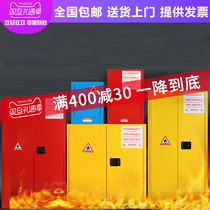Explosion-proof cabinets dangerous chemicals storage cabinets combustible Goods fire cabinets Chemical safety Cabinets 15 30 45 90 gallons