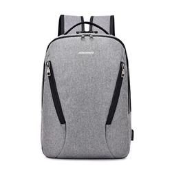 防盗双肩包男士背包商务电脑包旅行包 大学生书包女双肩背包