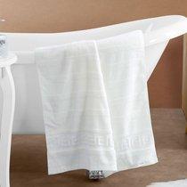 Ramada純棉回字格子柔軟舒適大人家用洗澡浴巾