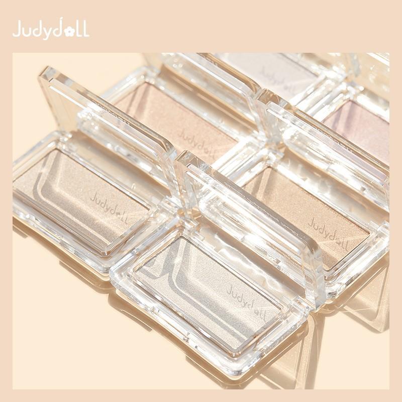 11月30日最新优惠judydoll橘朵自由组合高光盘高光粉