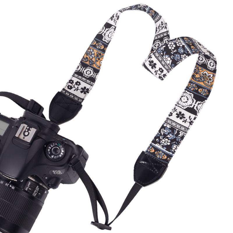 数码微单挂脖单肩背带减压拍立得挂绳通用复古文艺单反相机肩带14.40元包邮