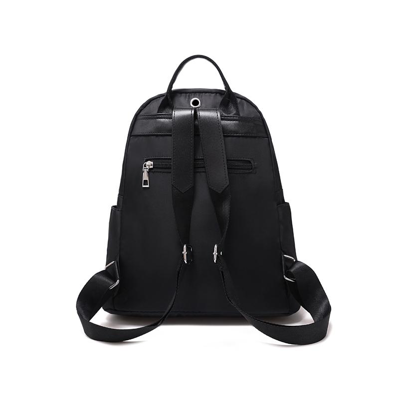 牛津布双肩包女士2020新款韩版百搭网红超火大容量旅行背包小书包
