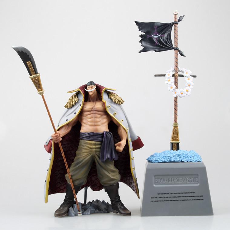海贼王 白胡子 墓碑爱德华·纽盖特 摆件 盒装 手办模型,可领取5元天猫优惠券