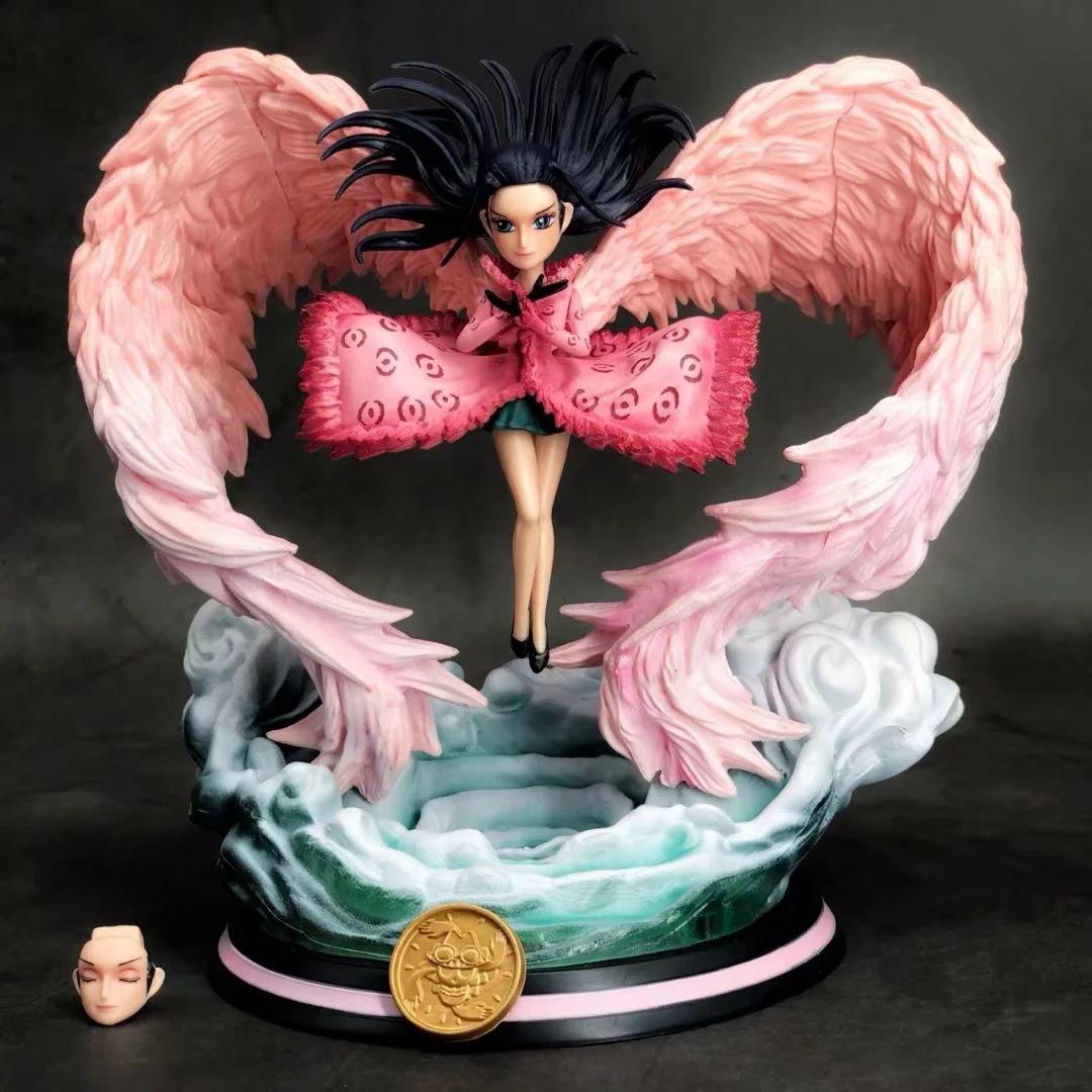 动漫 海贼王 航海 罗宾 GK 梦幻之翼 妮可 罗宾 雕像手办 摆件,可领取5元天猫优惠券