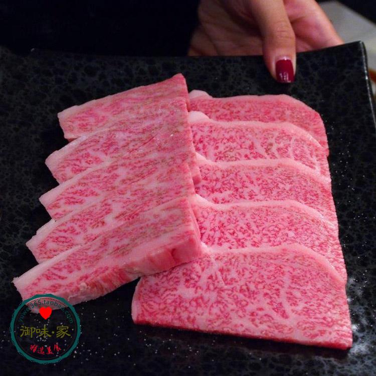 澳洲M12+眼肉盖牛排 引进日本神户黑毛和牛基因雪花牛肉 A5级别