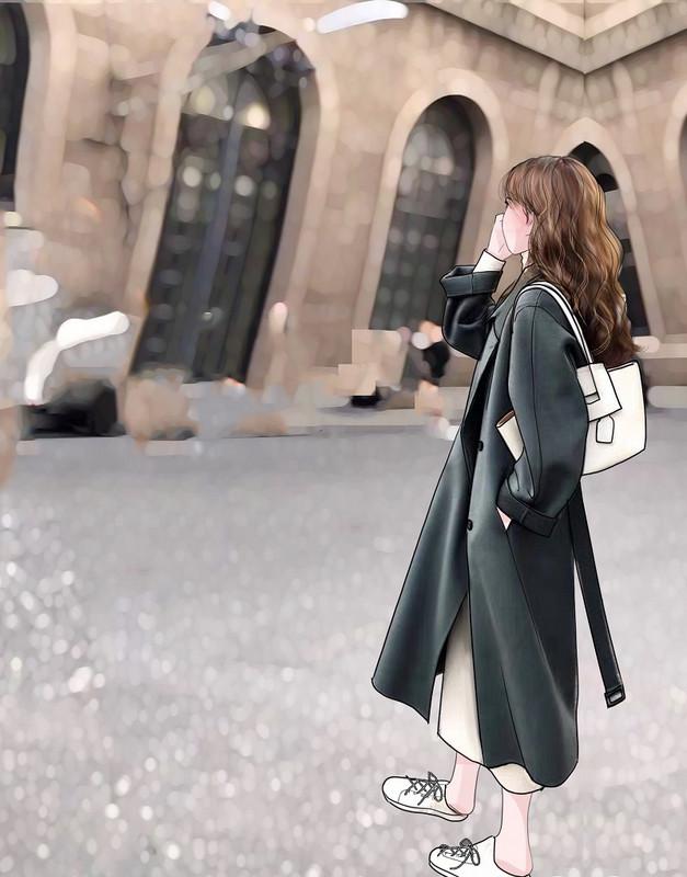 摩达vero新款女装moda官方旗舰店2019流行高端赫本风小个子双面羊