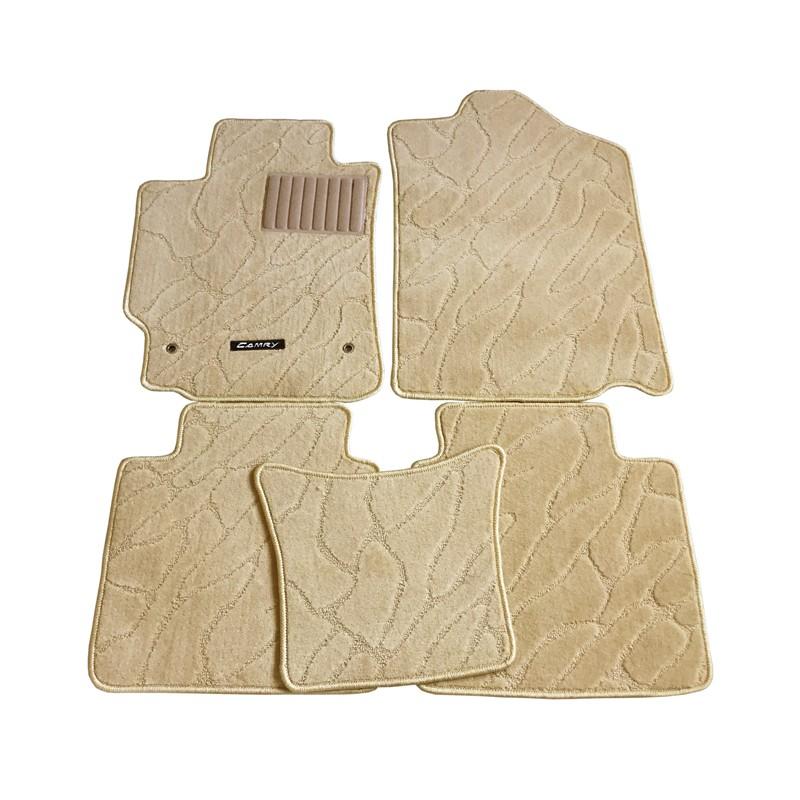 第八代凯美瑞脚垫地毯式专车专用汽车毛毯老款第六代凯美瑞脚垫,可领取3元天猫优惠券