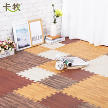 Wooden foam cushion Bedroom tatami mat stitching home floor pad living room crawling pad puzzle crawl Mat