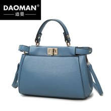 Dooman's new European and American fashion lady bag, lady kitten bag, handbag, single shoulder slanting bag, fashion cd907