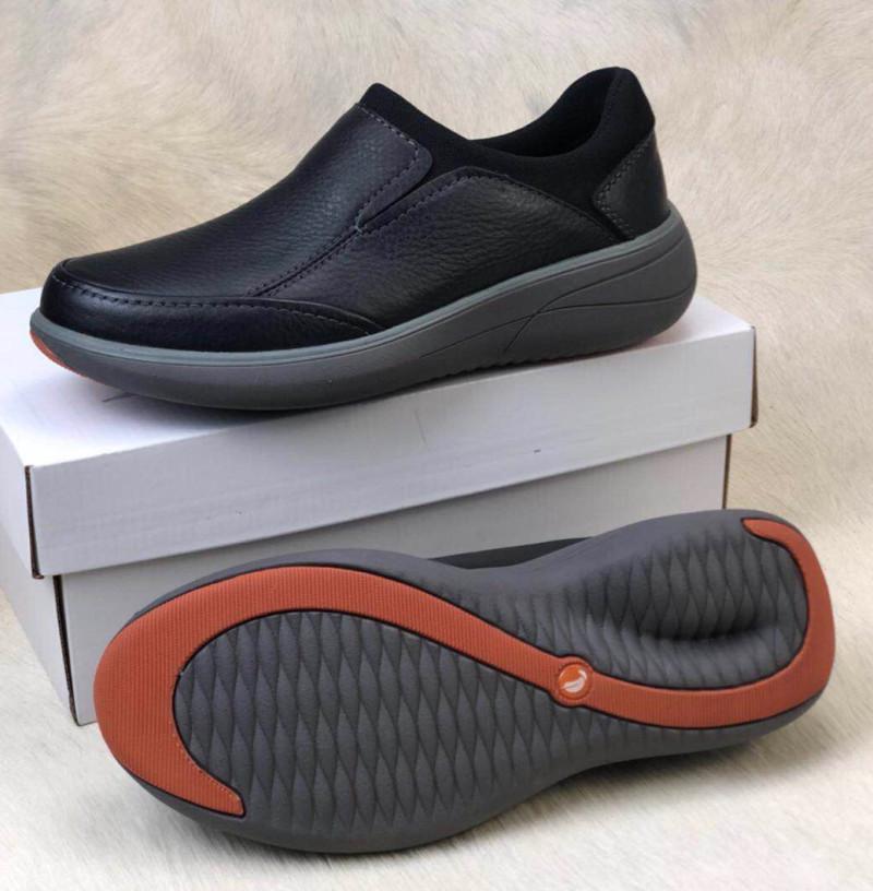 小乐牛皮  真皮软垫  舒适男休闲鞋皮鞋  增高减震男鞋子乐福鞋