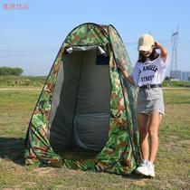 度全景视野帐篷360人加厚公园沙滩遮阳防晒52秒速开全自动2