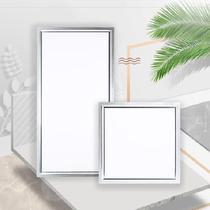 600300300平板灯面板铝扣板灯厨房卫生间厨卫嵌入led集成吊顶灯