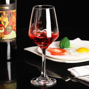 红酒杯高脚杯家用玻璃大小号香槟葡萄酒杯子鸡尾酒杯白兰地杯创意