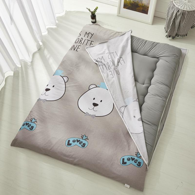 (用3元券)全棉床垫保护套全包拉链榻榻米套子可拆卸床笠单件防尘罩子可拆洗