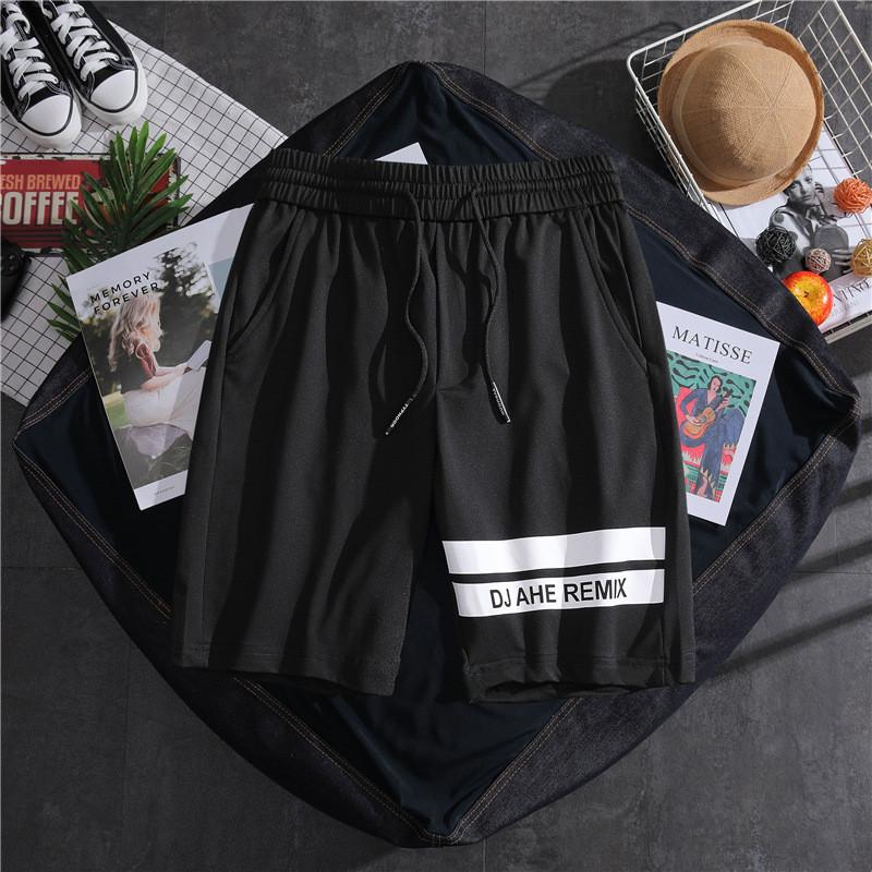 乔纳阿迪达夏季短裤男士运动休闲裤篮球裤男式宽松速干五分裤男装