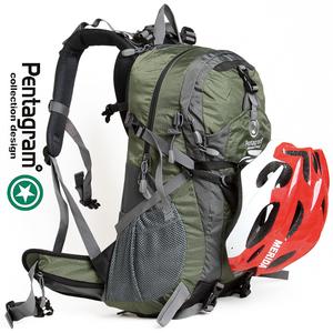 Pentagram 五角星 35/50L防泼水登山包/双肩骑行背包PM02
