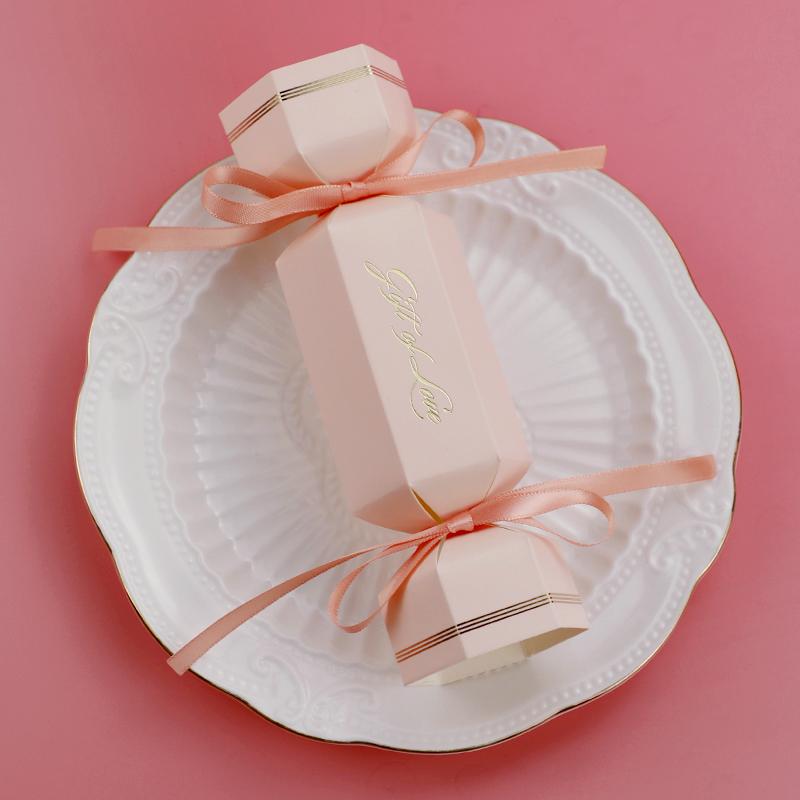 2019抖音同款结婚创意婚礼型喜糖盒(非品牌)